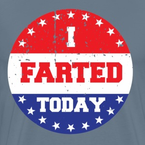 I Farted Today T-Shirts - Men's Premium T-Shirt