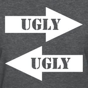 Ugly Ugly Friendship FUNNY Women's T-Shirts - Women's T-Shirt
