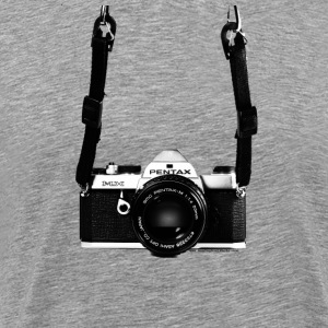 Vintage 35mm SLR Camera T-Shirts - Men's Premium T-Shirt