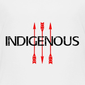 Men's Indigenous Pride Shirt - Toddler Premium T-Shirt