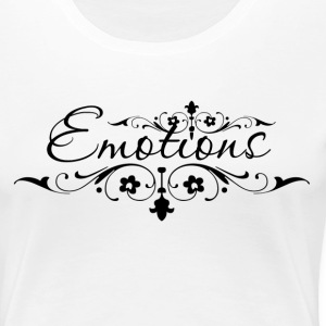 Emotions Women's T-Shirts - Women's Premium T-Shirt