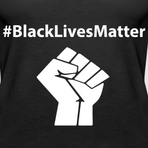 BlackLivesMatter - W lrg Tanks - Women's Premium Tank Top