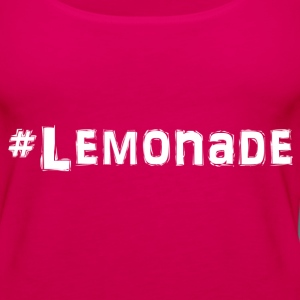 Lemonade - W Tanks - Women's Premium Tank Top
