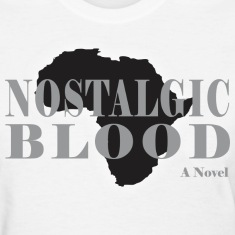 nostalgic blood womens t shirt