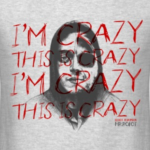 mr robot season 2 crazy T-Shirts - Men's T-Shirt