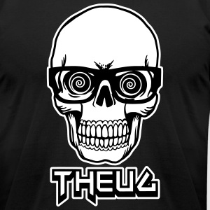 THEUG Skull T-Shirt - Men's T-Shirt by American Apparel