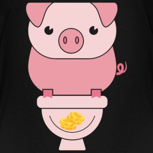 Piggy Bank - Kids' Premium T-Shirt