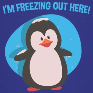 Freezing Cold - Kids' Premium T-Shirt