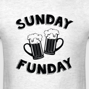 sunday - funday - Men's T-Shirt
