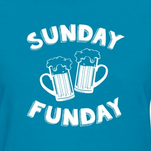 sunday - funday - Women's T-Shirt