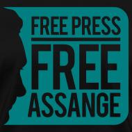 Design ~ Free Press - Free Assange