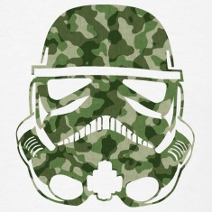 Camo Trooper SHIRT MAN
