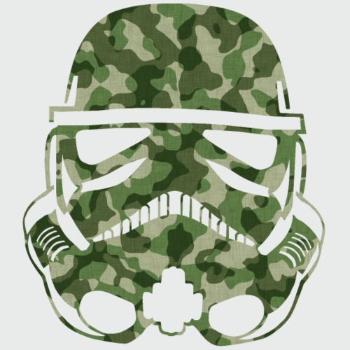 Camo Trooper / military army camouflage design