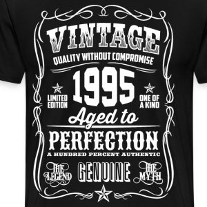 1995 Aged to Perfection - Men's Premium T-Shirt