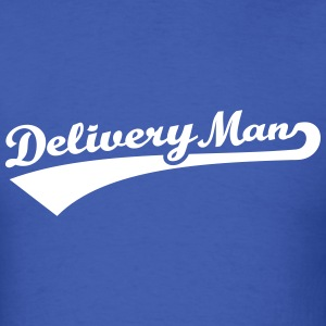 Delivery man T-Shirts - Men's T-Shirt