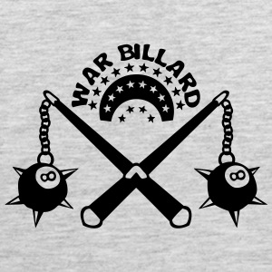 billiard weapon medieval scourge ball Sportswear - Men's Premium Tank