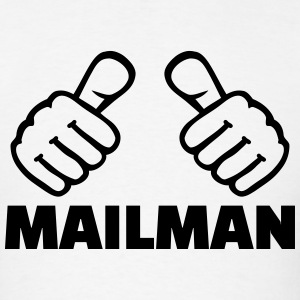 Mailman T-Shirts - Men's T-Shirt