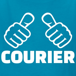 Courier Kids' Shirts - Kids' T-Shirt