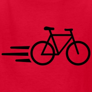 Bicycle Kids' Shirts - Kids' T-Shirt