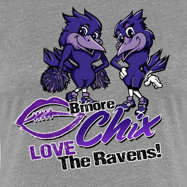 Chix Love the Ravens
