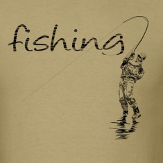fisher T-shirts