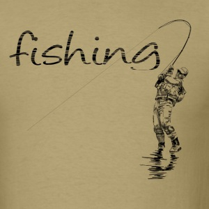 fisher T-Shirts - Men's T-Shirt