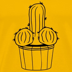 flowerpot penis willie cock fuck poppen sex funny  T-Shirts