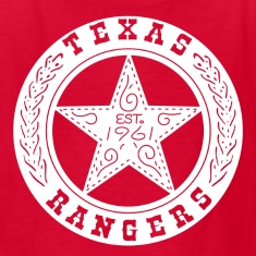 Texas Rangers Kids t-shirt