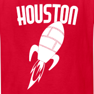 Design ~ Houston Rockets Kids t-shirt