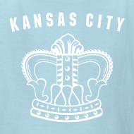 Design ~ Kansas City Royals Kids t-shirt