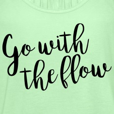 Go with the flow Tank