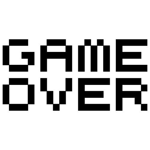 Game Over - Pixels FR