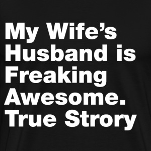 Awesome Husband T-Shirts - Men's Premium T-Shirt