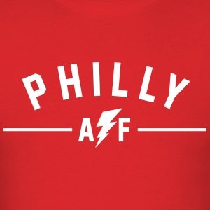 Philly AF T-Shirts - Men's T-Shirt