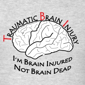 TBI - Not Brain Dead T-Shirts - Men's T-Shirt