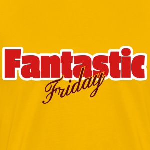 Fantastic Friday - Men's Premium T-Shirt