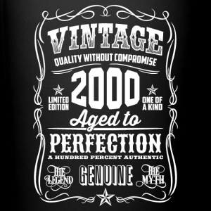 2000 Aged to perfection 16 th Birthday Gift Idea - Full Color Mug