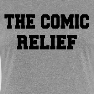 The Comic Relief Women's T-Shirts - Women's Premium T-Shirt
