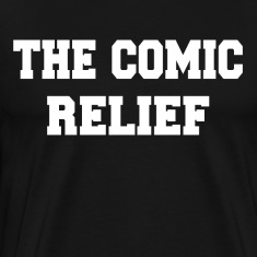 The Comic Relief T-Shirts