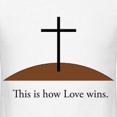 This is how Love wins T-Shirts