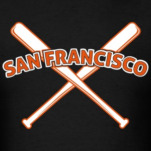 San Francisco Baseball T-Shirts - Men's T-Shirt