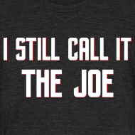 Design ~ I Still Call It The Joe