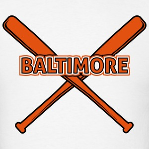 Baltimore Baseball T-Shirts - Men's T-Shirt
