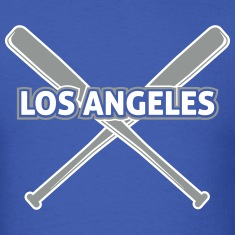 Los Angeles Baseball T-Shirts