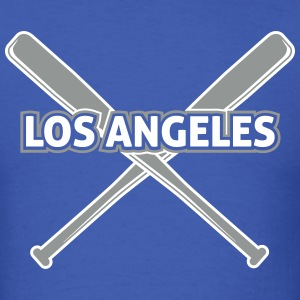 Los Angeles Baseball T-Shirts - Men's T-Shirt