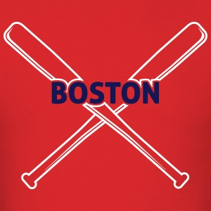 Boston Baseball T-Shirts - Men's T-Shirt