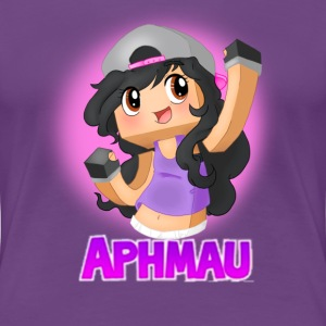 Aphmau Official Limited Edition Tee! - Women's Premium T-Shirt