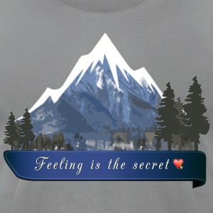 Mountain Range T-Shirts - Men's T-Shirt by American Apparel