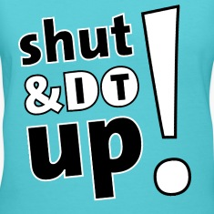 shut up and do it Women's T-Shirts