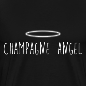 Champagne Angel - Men's Premium T-Shirt
